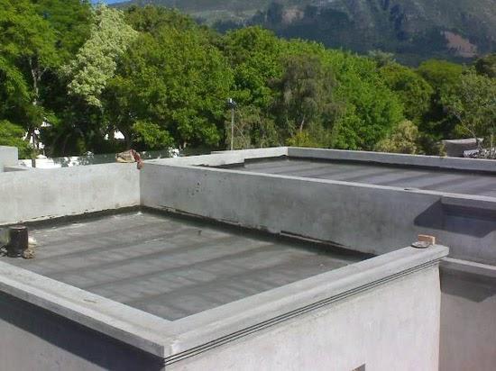 Rumah Minimalis Modern Atap Dak