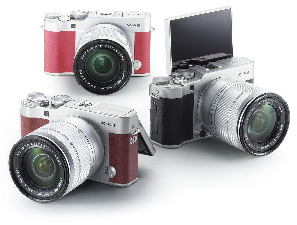 Pilih Mana: Fujifilm X-A3 atau X-A5? – Selera.id