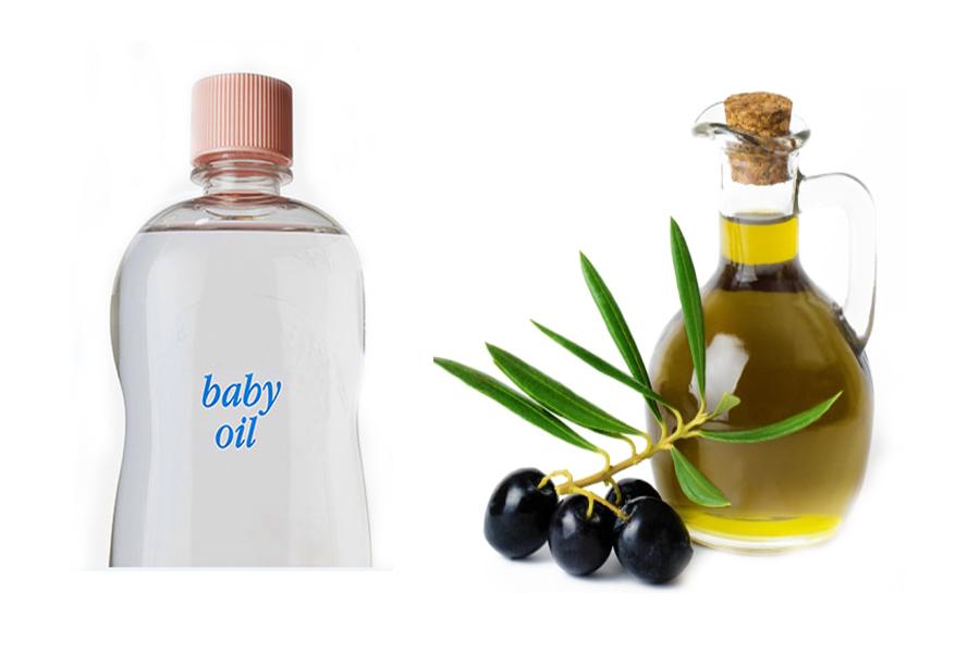 Pilih Mana Baby Oil Atau Minyak Zaitun Selera Id