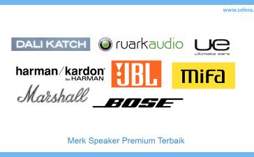Merk Speaker Premium Terbaik