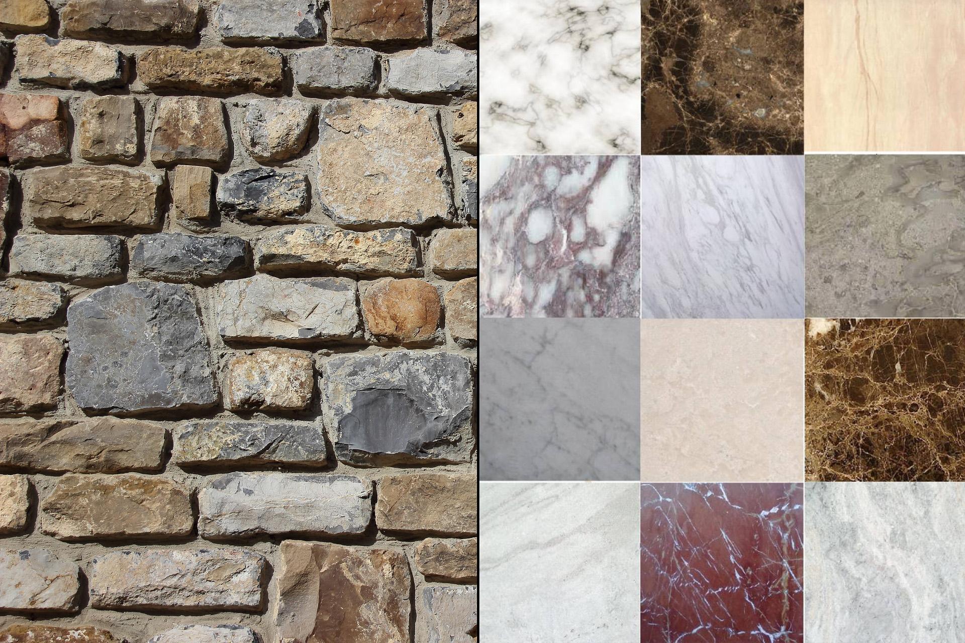 Pilih Mana Batu Alam Atau Keramik Selera Id