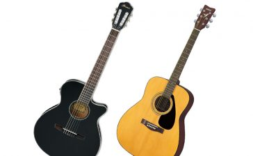 Gitar Akustik Ibanez atau Gitar Akustik Yamaha