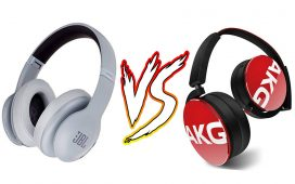 Headphone JBL atau AKG