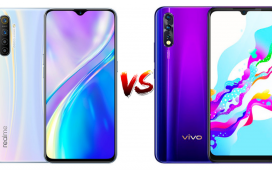 Realme XT atau Vivo Z1X