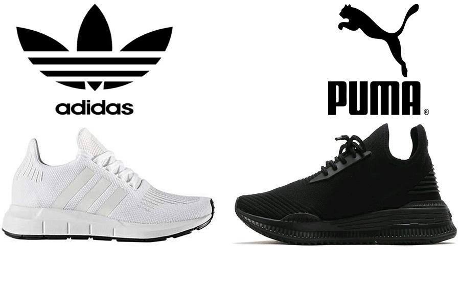 Pilih Mana: Sepatu Adidas atau Puma? – Selera.id