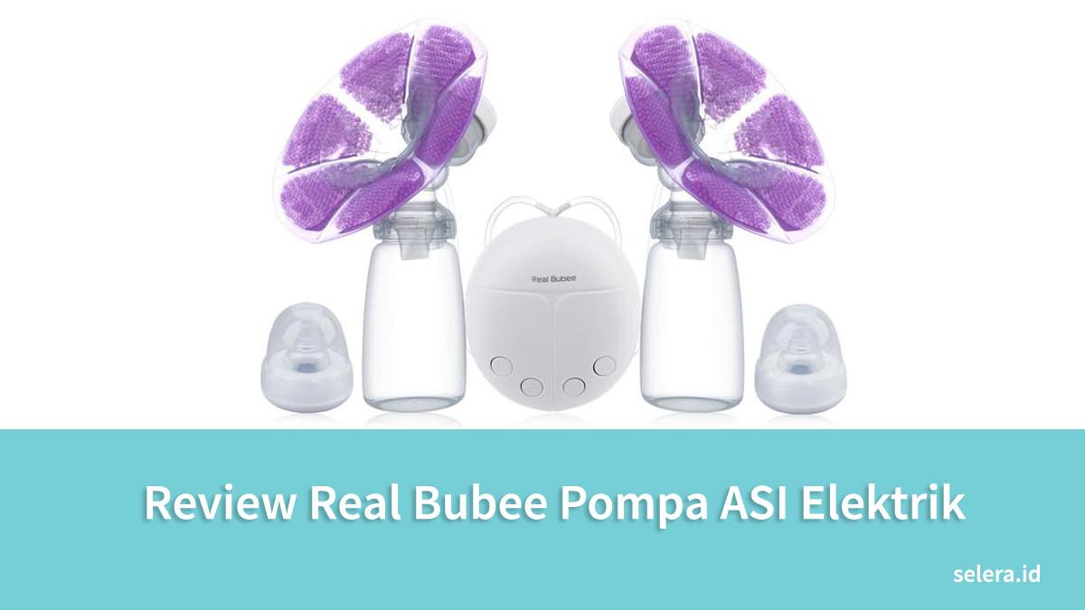 review real bubee Pompa ASI Elektrik