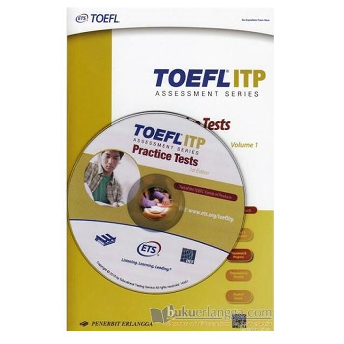 Buku TOEFL Yang Bagus