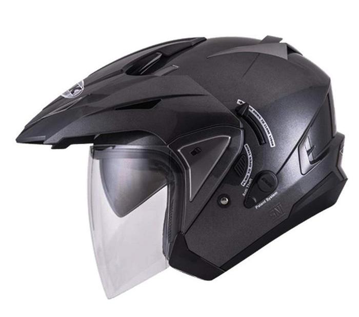 Helm Half Face Terbaik