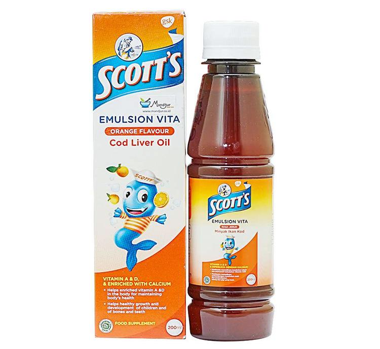 Merk Vitamin Anak Terbaik