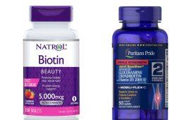 Biotin Natrol vs Puritan Pride