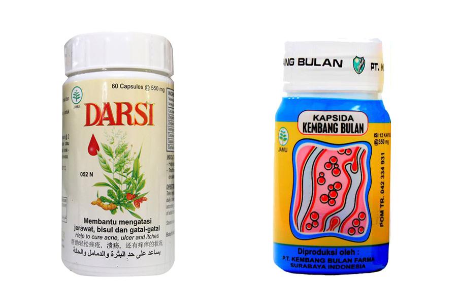 Darsi vs Kapsida
