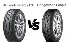 Hankook Kinergy EX vs Bridgestone Ecopia