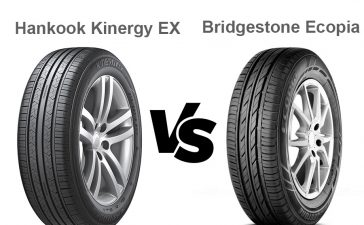Hankook Kinergy EX vs Bridgestone Ecopia