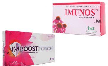 Imboost atau Imunos
