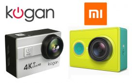 Kogan 4K vs Xiaomi Yi