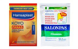 Koyo Hansaplast vs Koyo Salonpas