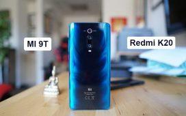 MI 9T vs Redmi K20
