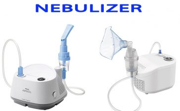 Nebulizer Philips vs Omron