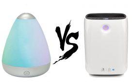 Oil Diffuser vs Air Purifier