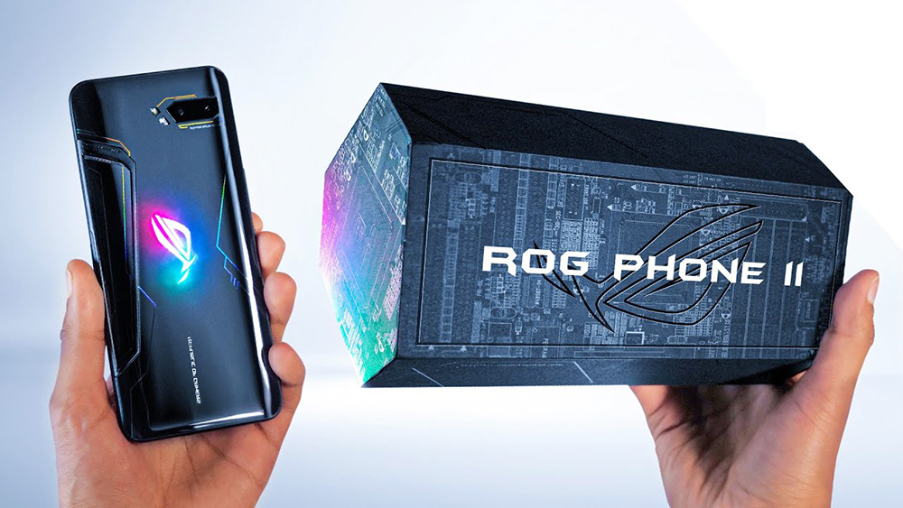 ROG Phone 2 vs Oneplus 7 Pro