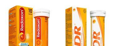 Redoxon vs CDR