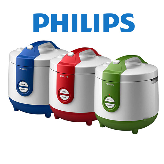 Rice Cooker Yong Ma vs Philips