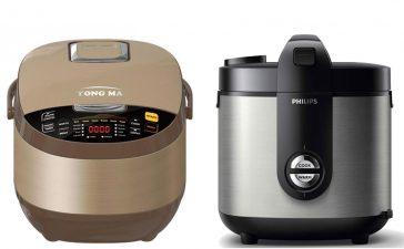 Cooker Yong Ma vs Philips