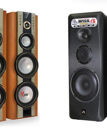Speaker Aktif Roadmaster vs Polytron