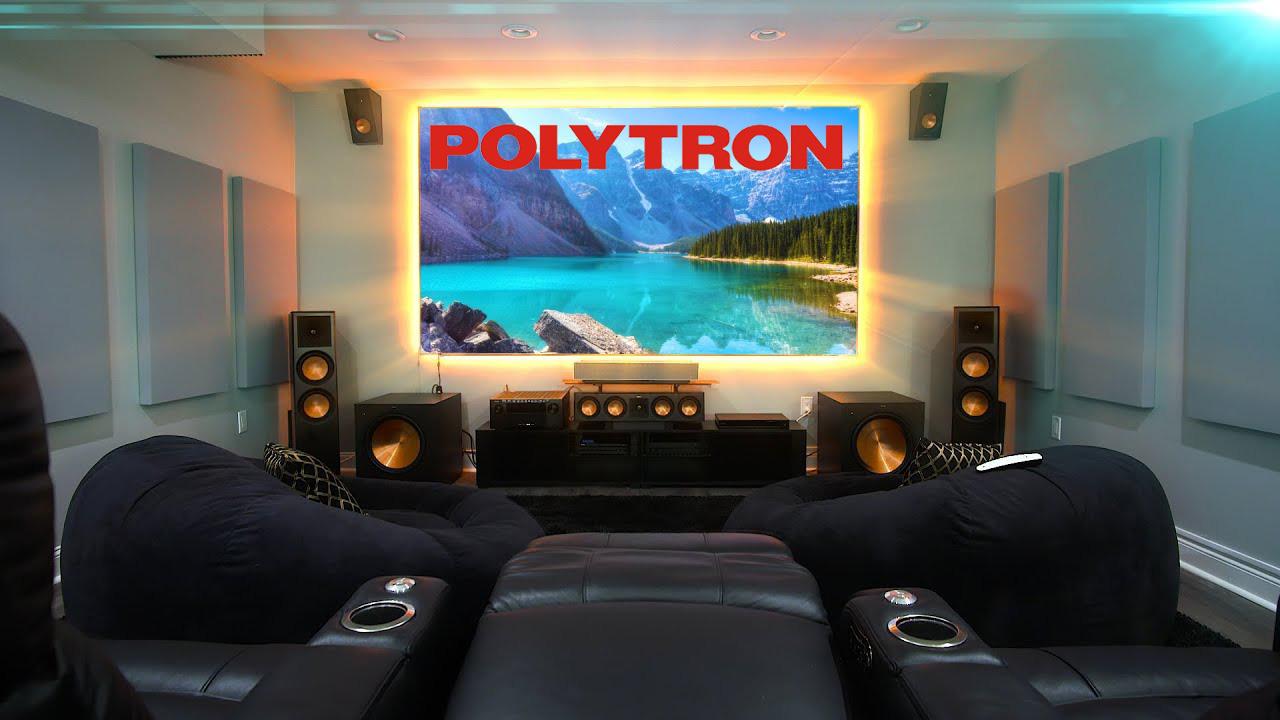 Subwoofer Polytron PSW 500 vs PSW 600
