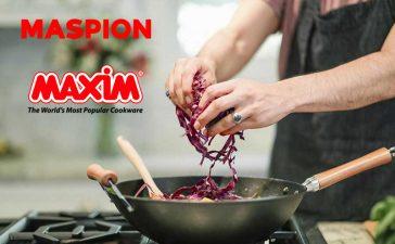 Teflon Maspion vs Maxim