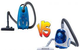 Vacuum Cleaner Sharp vs Panasonic