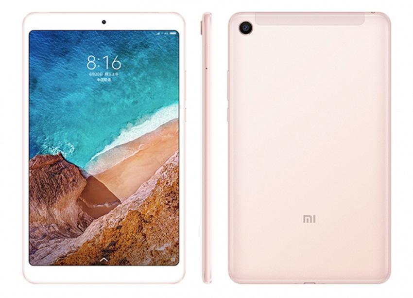 iPad 6 2018 vs Mi Pad 4 Plus