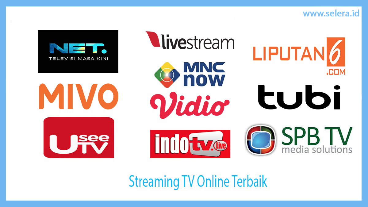 Streaming TV Online Terbaik