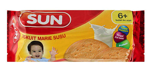 Biskuit Bayi Terbaik