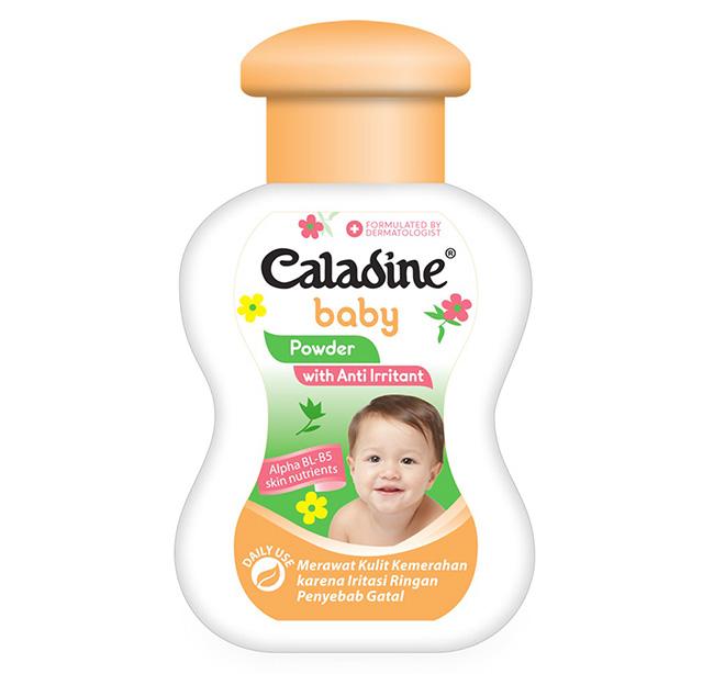Merk Bedak Bayi Terbaik