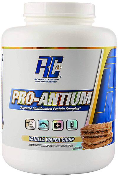 Minuman Nutrisi Whey Protein Terbaik