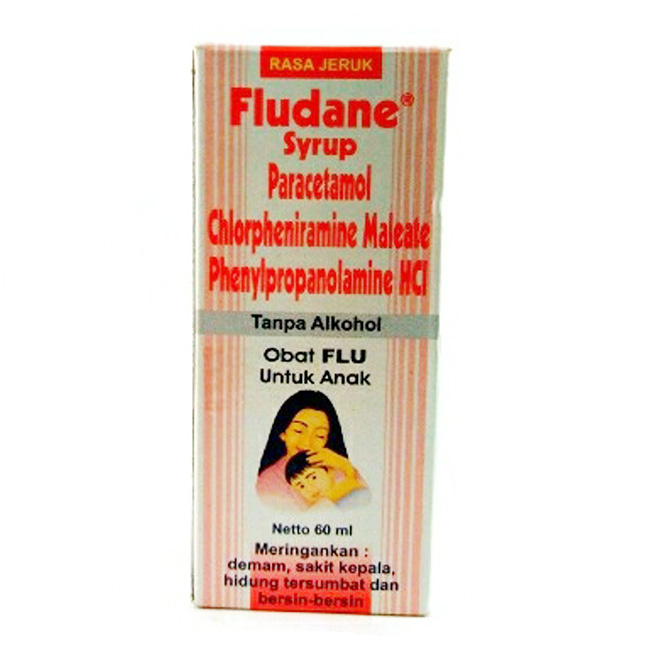 Obat Flu Anak Paling Bagus