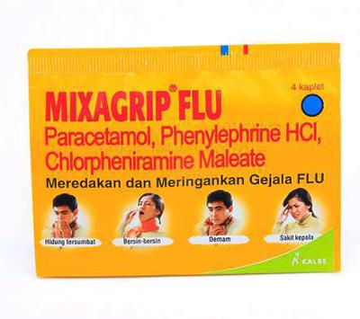 Obat Flu Terbaik