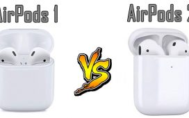 Pilih Mana Apple Airpods 2 vs Apple Airpods 1