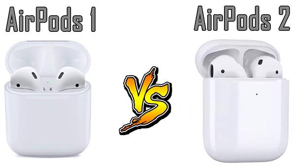 Pilih Mana Apple Airpods 2 vs Apple Airpods 1