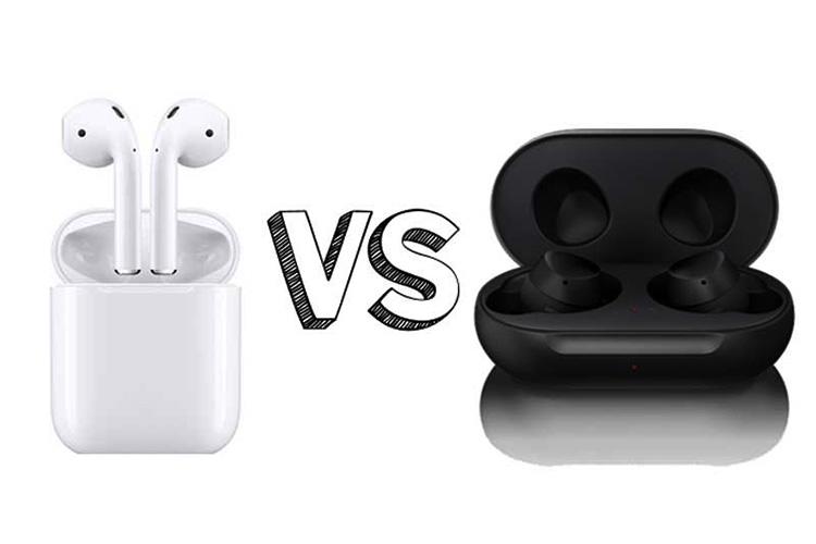 Pilih Mana Apple Airpods vs Galaxy Buds