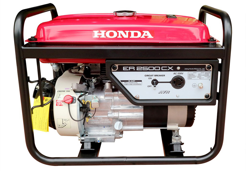 Genset Honda vs Genset Yamaha