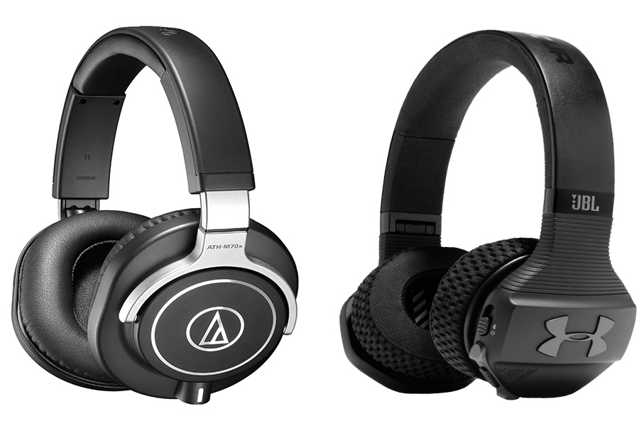 Pilih Mana: Headphone Audio Technica vs JBL