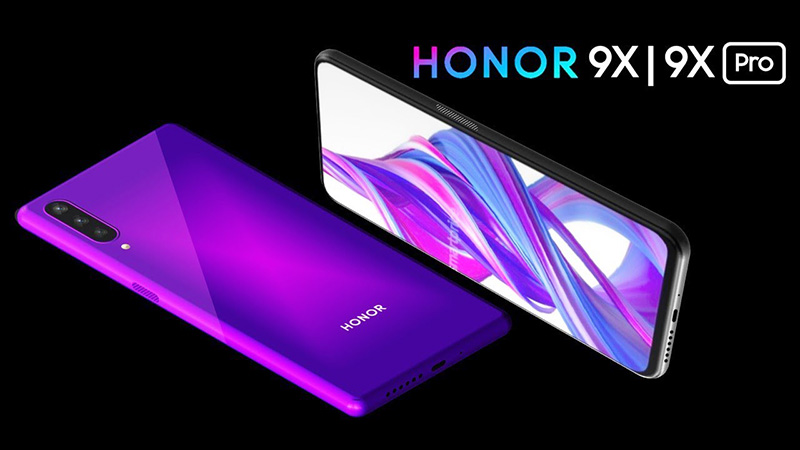 Honor 9X vs 9X Pro