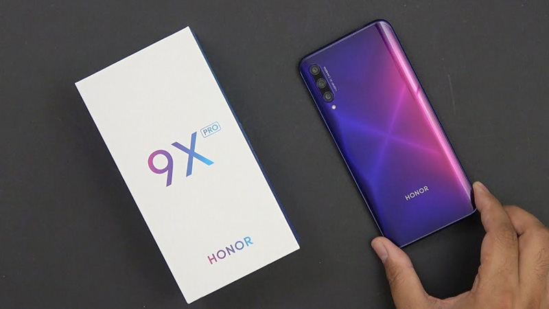 Honor 9X vs Redmi Note 8 Pro