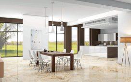 Lantai Marmer atau Lantai Keramik