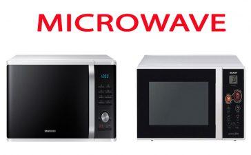 Microwave Samsung vs Sharp
