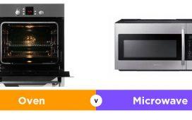 Pilih Mana: Oven atau Microwave?