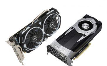 RX 570 vs GTX 1060