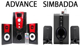 Speaker Advance vs Simbadda
